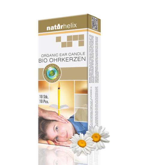 Naturhelix - Ohrkerzen Kamille